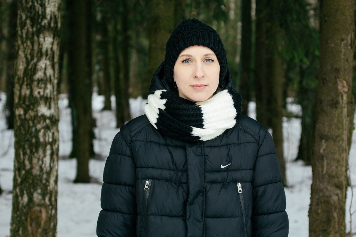 Зимой в лесу - Николай Н