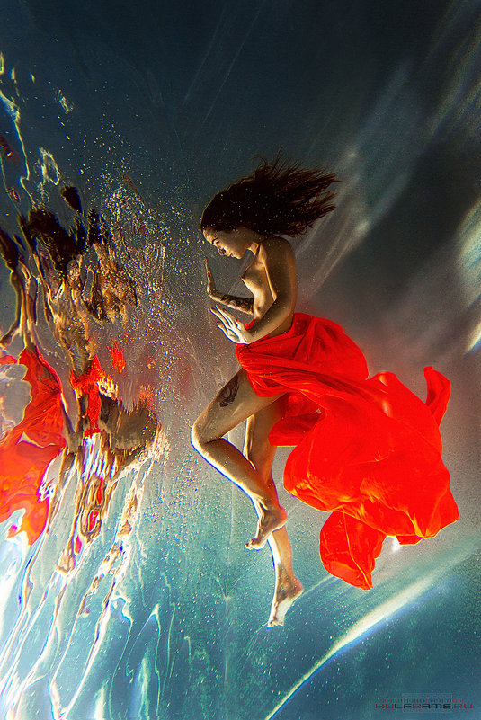 Под водой - Юрий Широченко