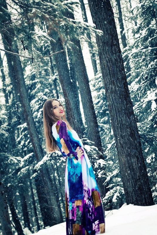Зимняя красавица2 - Ольга Белёва