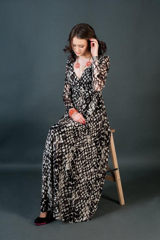 Женский портрет - Мария Сидорова