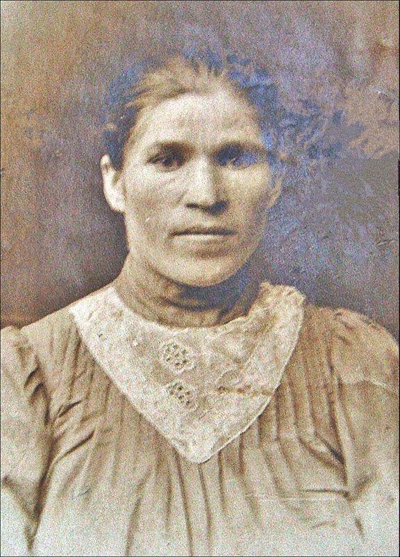 Горпина. 1925 год - Нина Корешкова