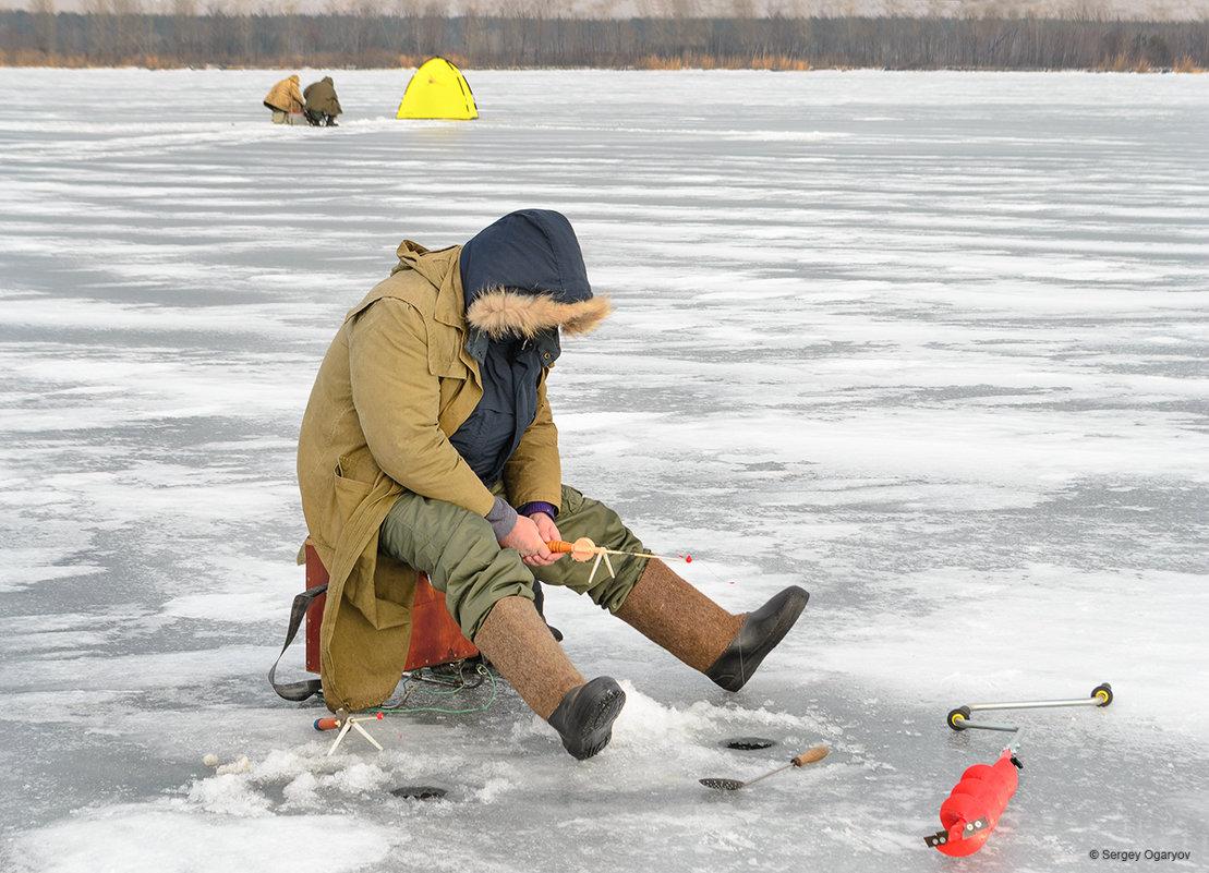 время в рыболове