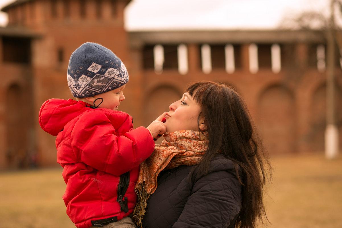 Настоящая любовь-любовь мамы - Катерина Орлова
