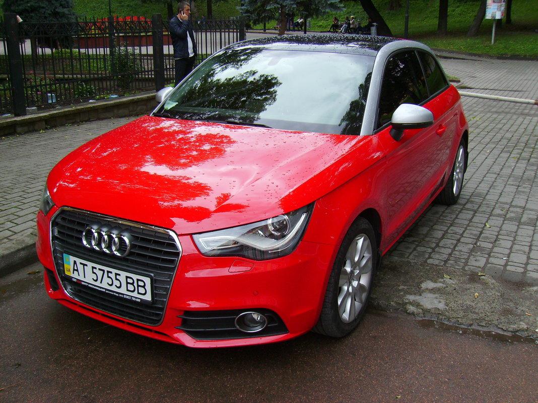 Audi - Андрей  Васильевич Коляскин