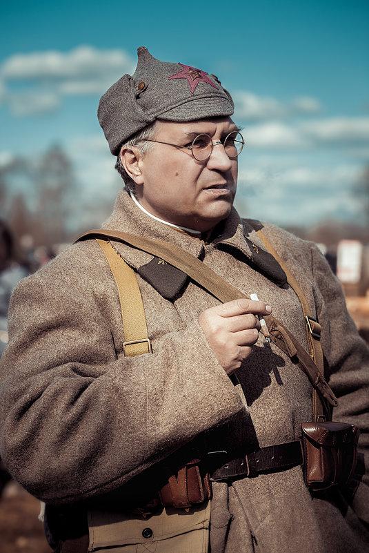 Будёновский командир - Виктор Седов