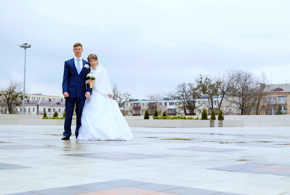 свадьба - Милана Михайловна Саиткулова