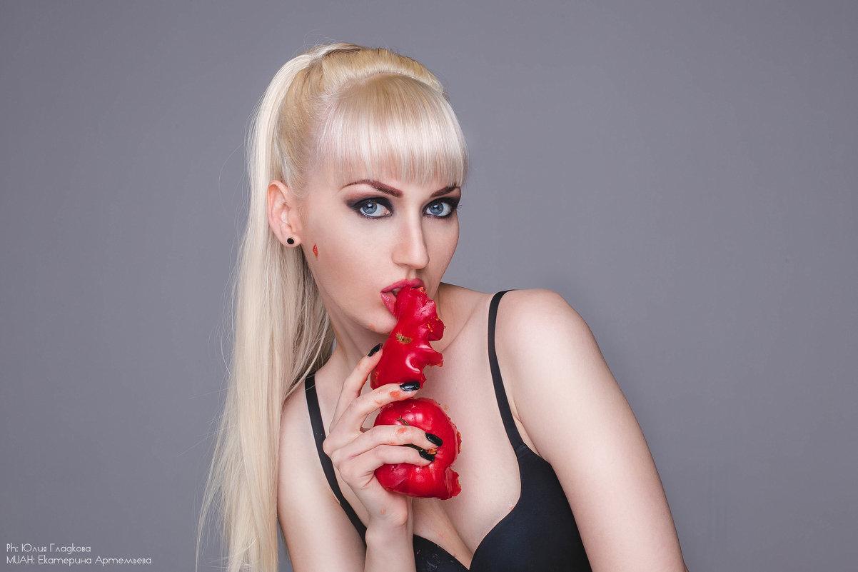 Ешьте, дети, помидор - будете здоровы!!! - Юлия Гладкова