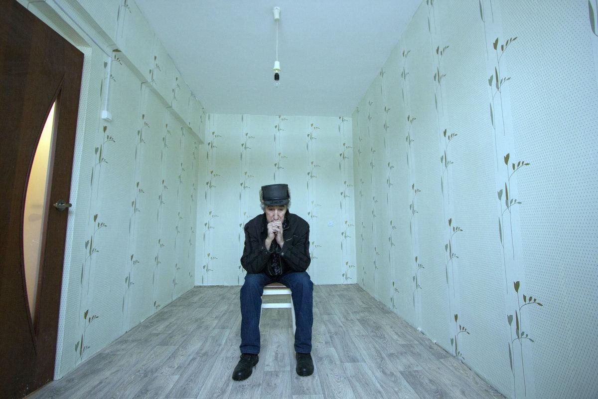Одиночество. - Владимир Левый