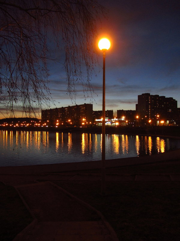 Воспоминание о приятном вечере - Андрей Лукьянов