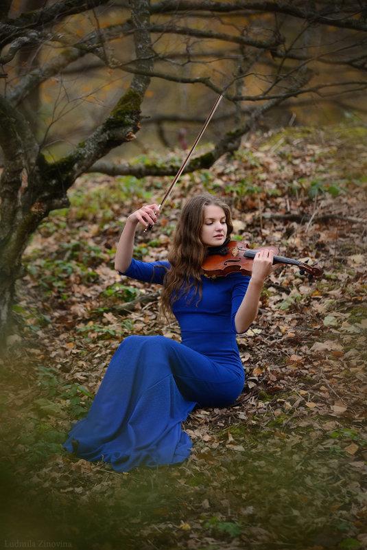 Music - Ludmila Zinovina