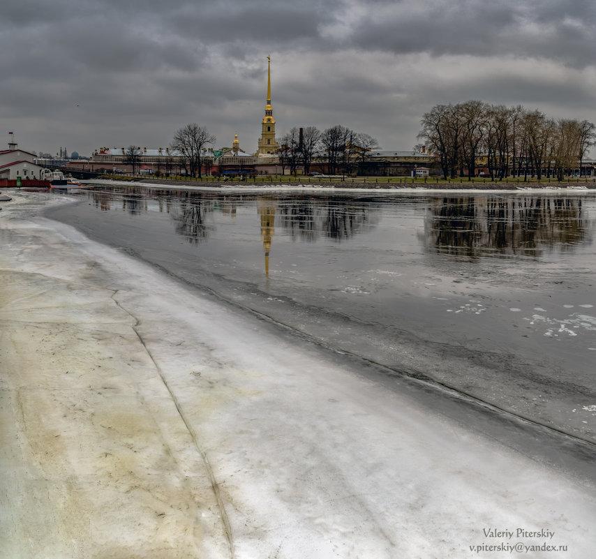 Кронверкский пролив - Valeriy Piterskiy