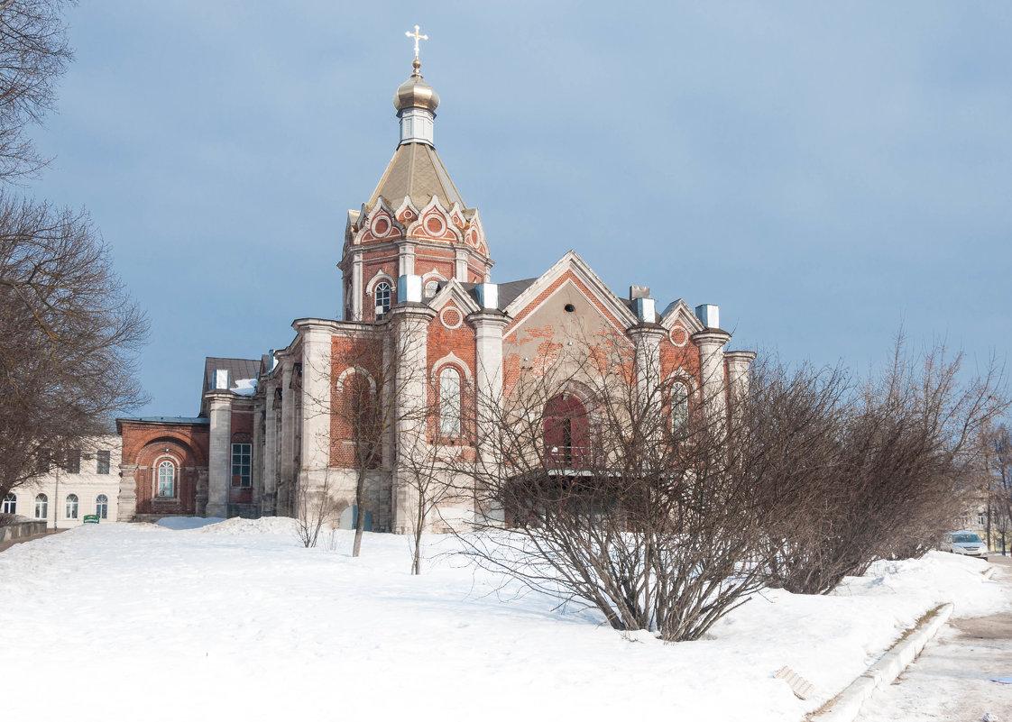 Успенский собор, Касимов - Ирина