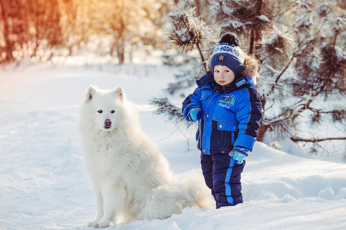 Прогулка с самоедом - Светлана Светленькая