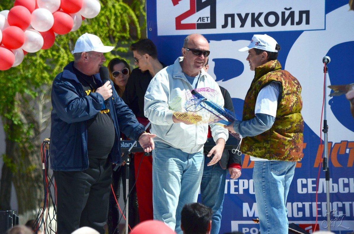 Первый победитель. - Александр Владимирович Никитенко
