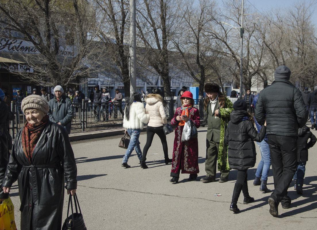 Прогулка - Ольга Горбачева