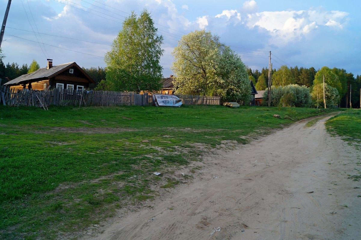 деревня Красавино - Наталья Зимирева