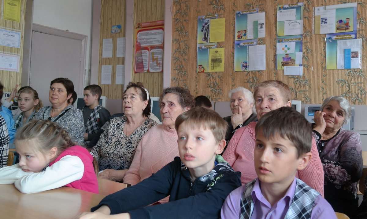 Слушаем стихи - Татьяна Носова