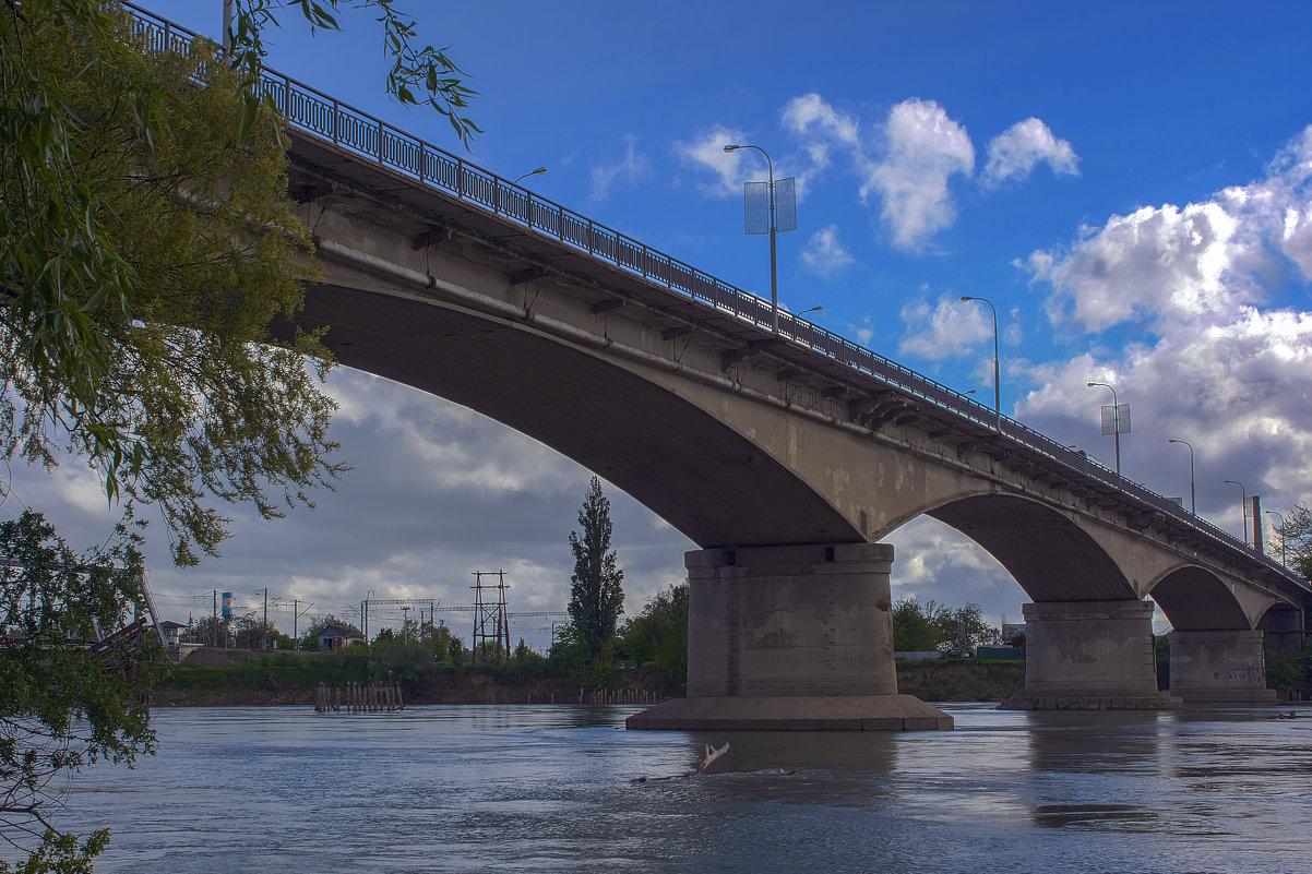 Река Кубань - Игорь Хижняк