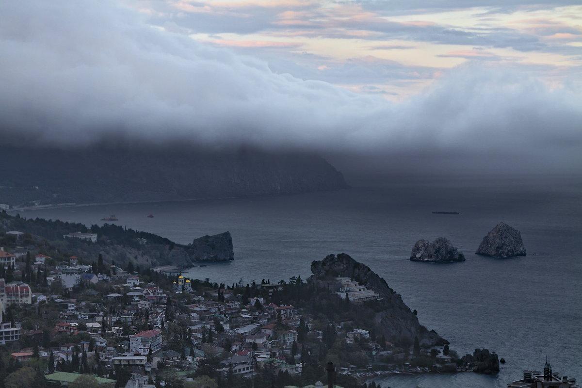 Сиреневый туман... - M Marikfoto