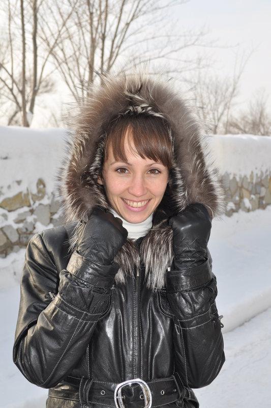 Зимняя прогулка - Сергей Тагиров