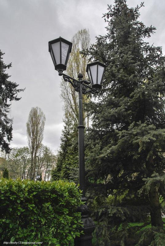 Парк городской Администарции - Эдвард Бескровный