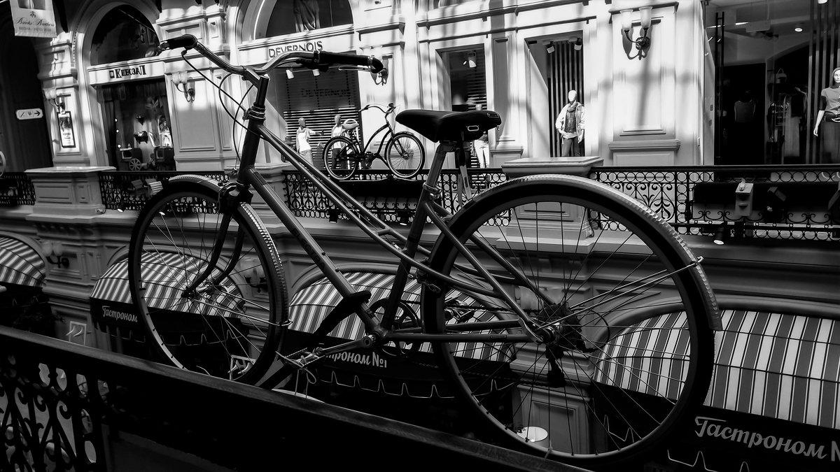 велосипед в велосипеде - Svetlana AS