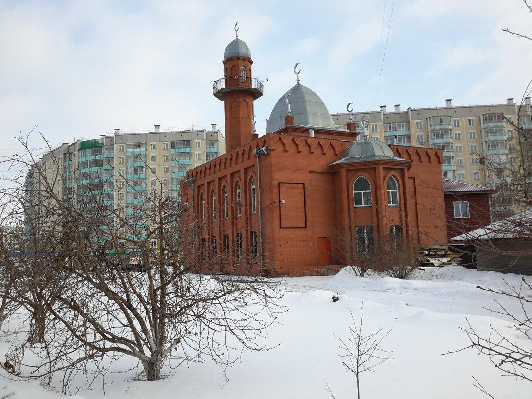Мечеть - Глен Ленкин