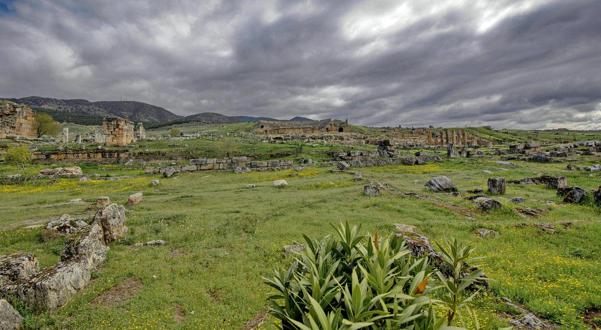Turkey 2016 Hierapolis 10 - Arturs Ancans