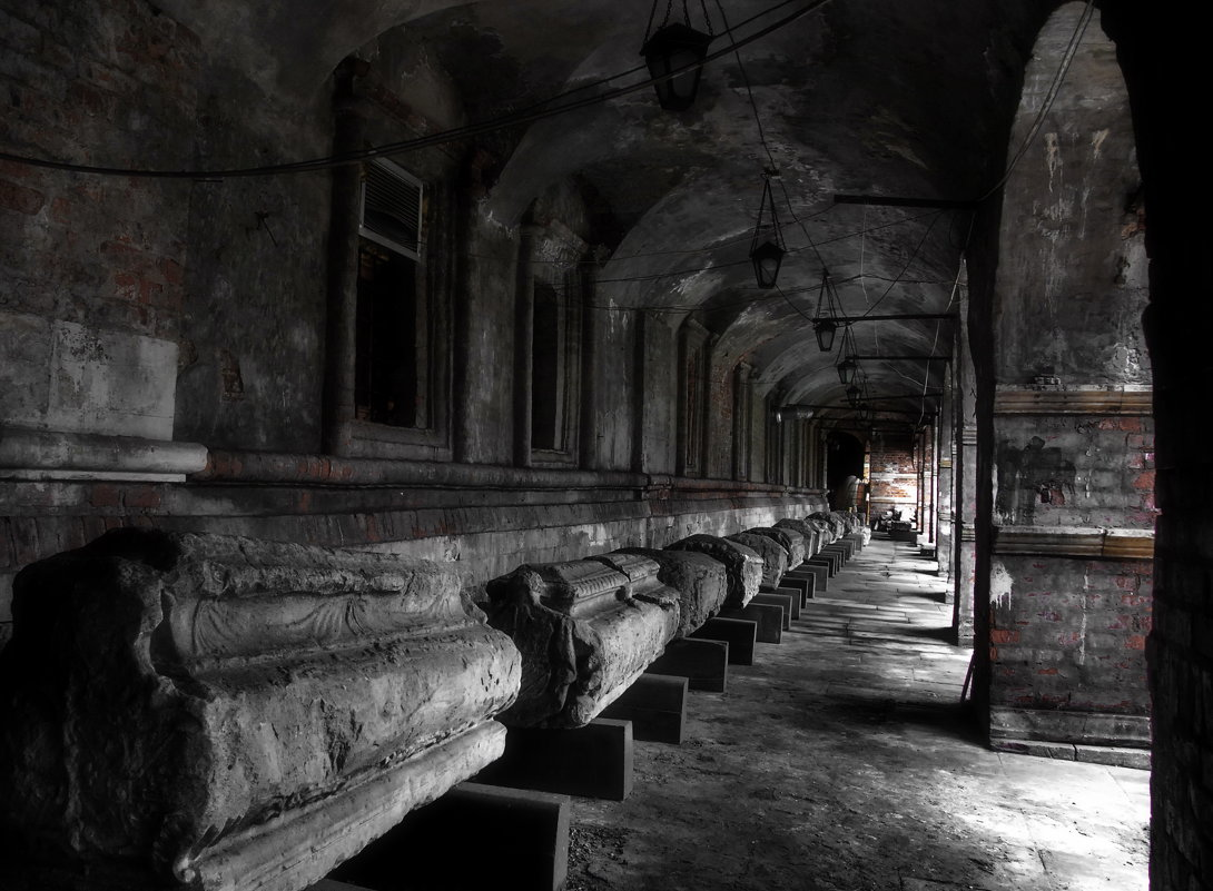 Высоко-Петровский монастырь - Анастасия Смирнова
