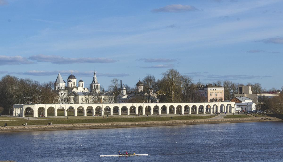 Великий Новгород - Игорь Максименко