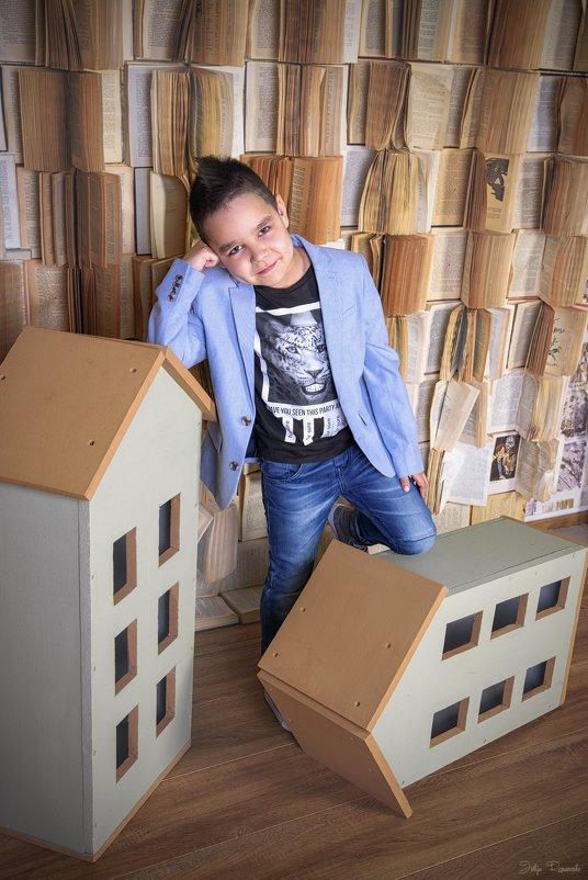 Маленькое землетрясение в студии! - Юлия Романенко