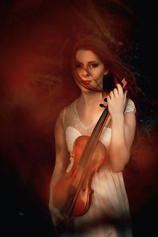 Last melody for a Violin - Ruslan Bolgov