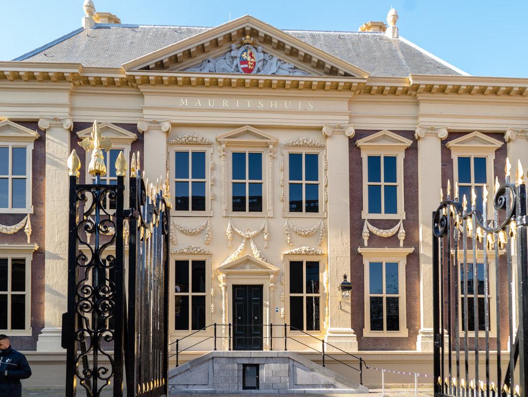Красивый дворец в Гааге - Witalij Loewin