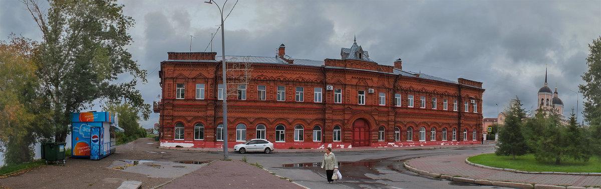 Томск, август - Edward Metlinov