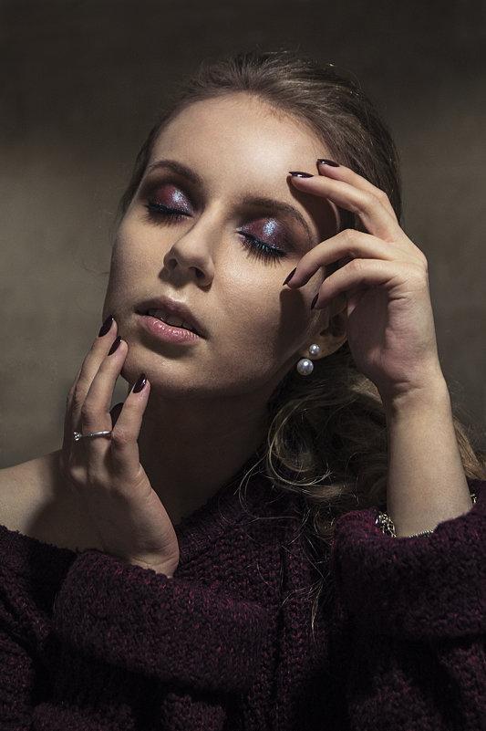 чувственные портреты Надежды - Виктория Кузьменкова