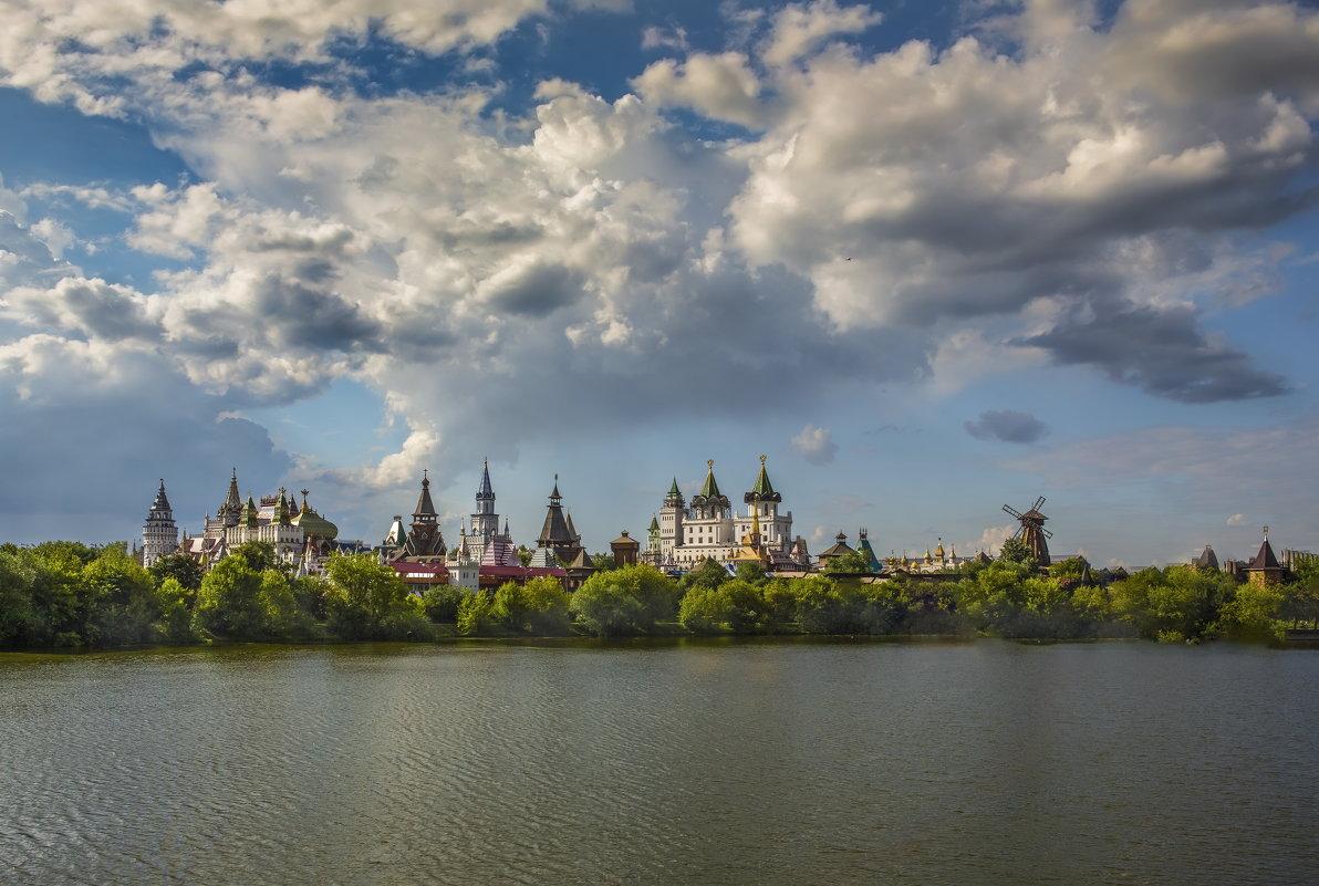 измайловский кремль - юрий макаров