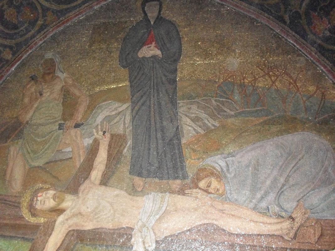 Икона в Храме Господнем - Надежда