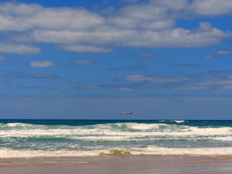 Средиземное море со стороны Израиля. - Пётр Беркун