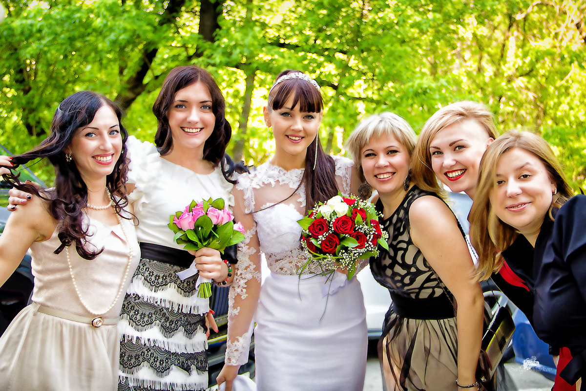 подруги невесты - Серёга Марков