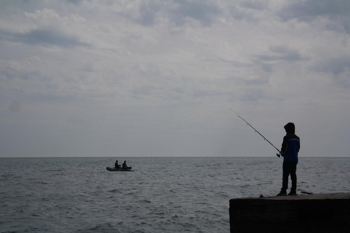 рыбалка... - ALEX MAK