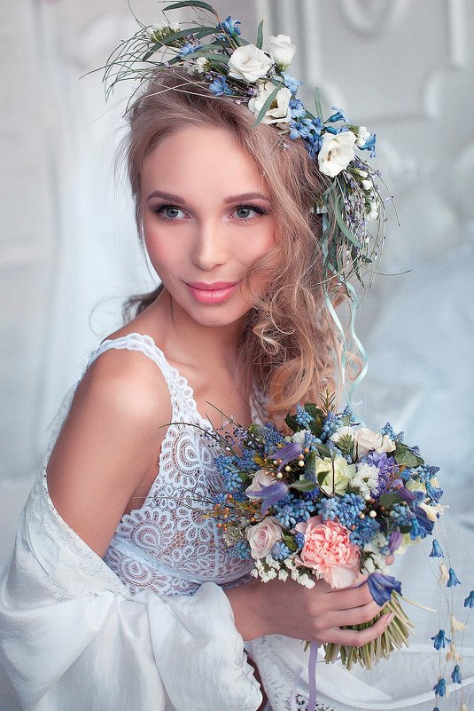 невеста - Марина Ильюшенко