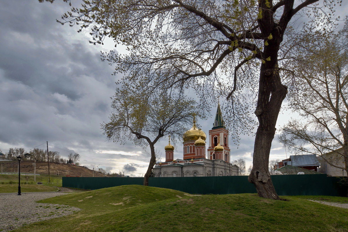 Знаменский собор - Виктор Четошников