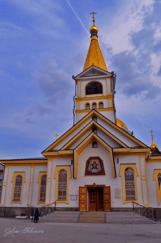 Вознесенский кафедральный собор - galina tihonova