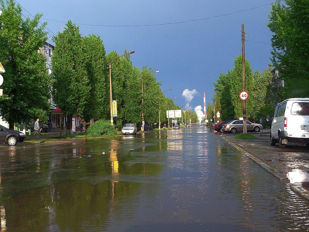После дождя... - Сергей Петров