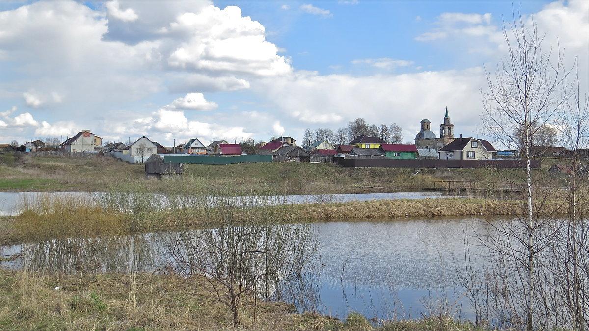 весной в деревне - НАТАЛЬЯ