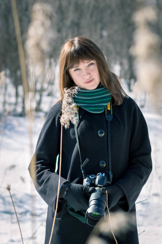 open-air-photo-session-at-the-end-of-March-***** - Vladimir Beloborodov