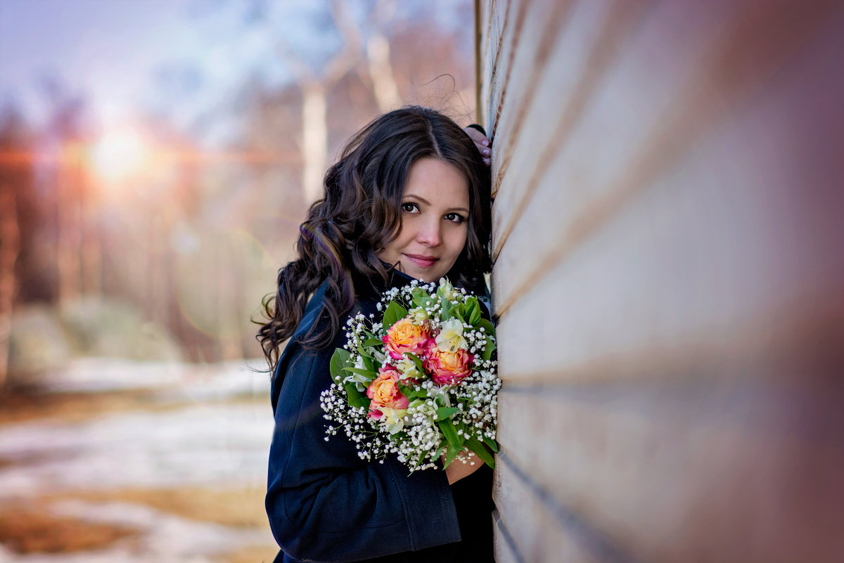 Невеста - Елена Тарасевич (Бардонова)