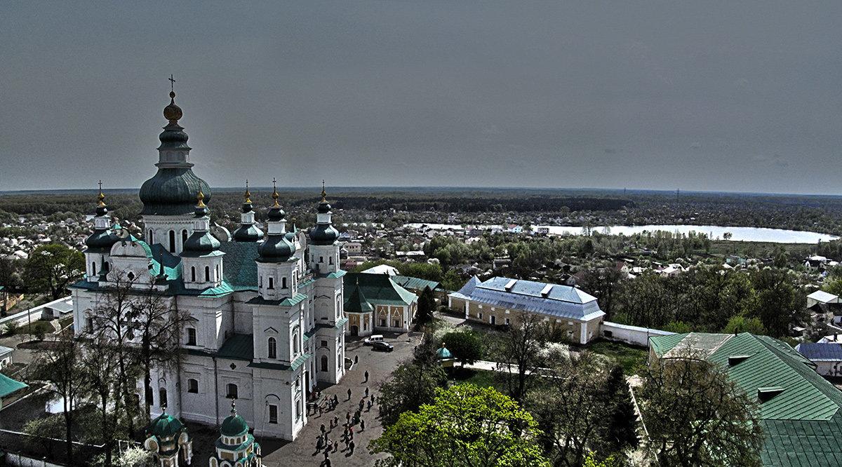 Троицко-Ильинский монастырь (Чернигов) - Сергей Иванов