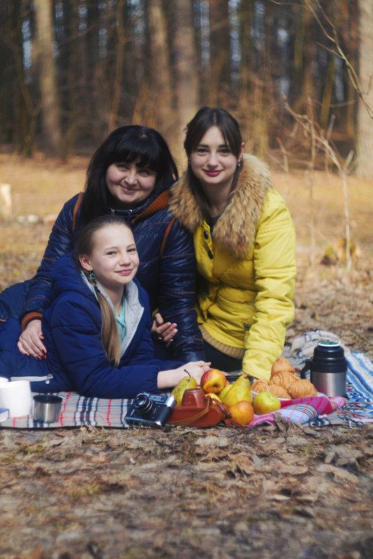 семья - Анастасія Скляр