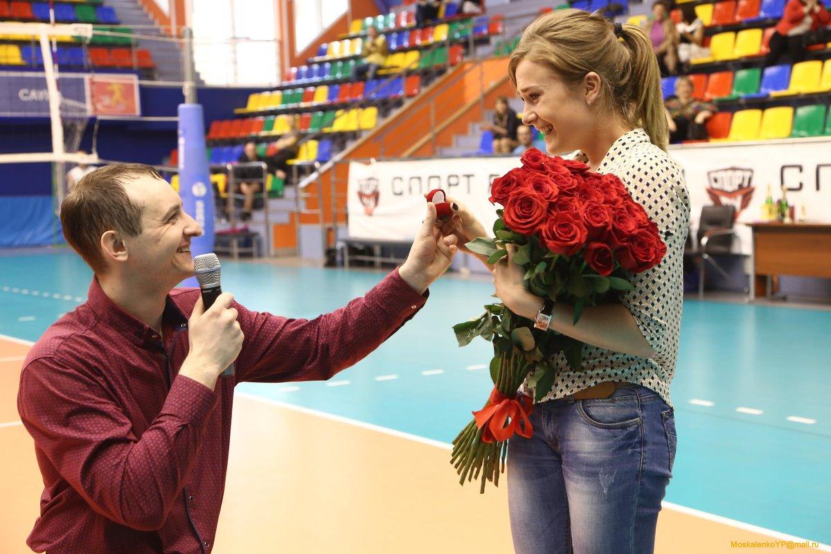 ...Рука/ Сердце/ Волейбол... - MoskalenkoYP .